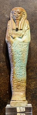 Shabti of Horsiese son to Padihor - 15 cm.