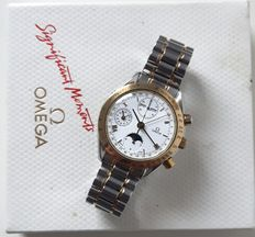 "<em class=""cw-snippet-hl"">Omega</em> Speedmaster Chronograph Triple Date Moonphase – 175.0034 men's watch – from 1990"