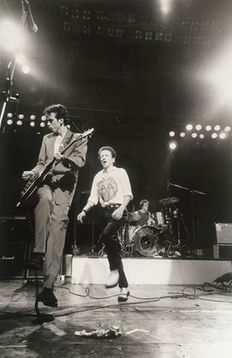 Paul Cox - LFI - The Clash - 1979