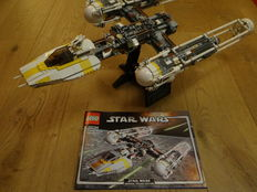 Star Wars - 10134 - Y-wing Attack Starfighter - UCS