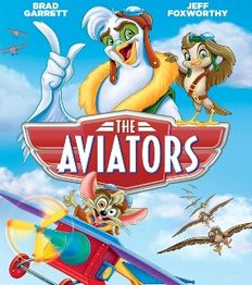 The Aviators / Cher Ami - Animation film by Miquel Pujol - 5x film production uses sketches with the documentation signed by the director