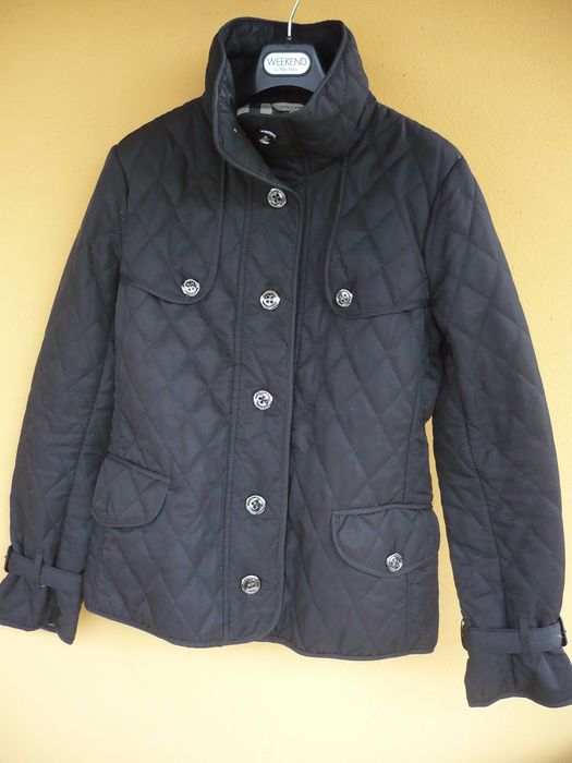 newest 53edf d9fbb Burberry , giacca trapuntino donna - Catawiki