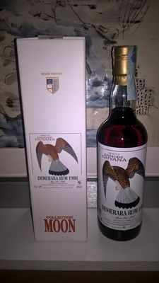 Rum Demerara  - distillery Enmore 1988 - 23 years old