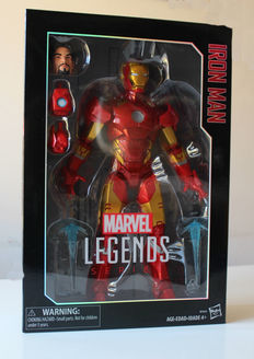 Iron Man - Action figure - Marvel Legends - height 30 cm - (2016)