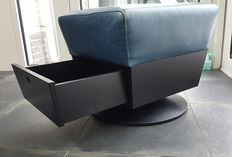 Manufacturer COR Germany (Interlübke) – ottoman with drawer