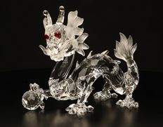 Swarovski - Annual piece The Dragon.