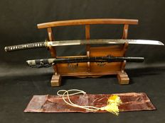 Superb Katana  for Tamashigiri en Iaido 21th century