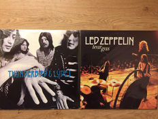 Rare Led Zeppelin Collection | 2 LP'S | Still in Sealing