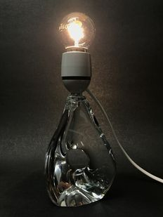 France Daum crystal lamp