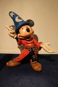Disney, Walt - Figure - Mickey Mouse - Fantasia - 1980s