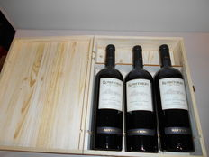 Lot of 3 bottles – 2007 Ruffino Romitorio di Santedame Tuscany IGT – 92 /100 Wine Spectator rating.