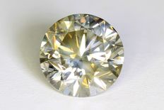 Diamond – 1.64 ct – No reserve price