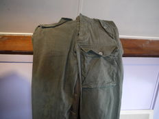 Drillich Panzer trousers WW2.