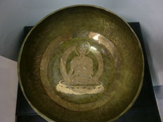 Tibetan singing bowl – Tibet – late 20th century