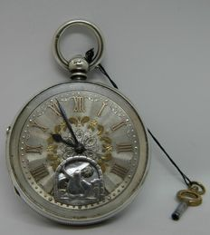 Erotic Pocket Watch - circa 1880
