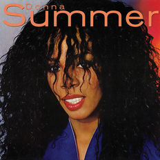 Huge collection of Donna Summer vinyl records: 10 albums (12 LPs), 5 singles + 1 maxi single of the Queen of Disco! (incl. some rare ones)