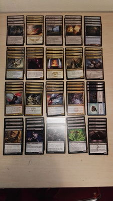 Magic: The Gathering - Collection of 57 great playsets - 228 cards - All English