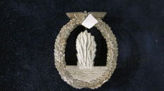 WW2 German mine batch/medal marked