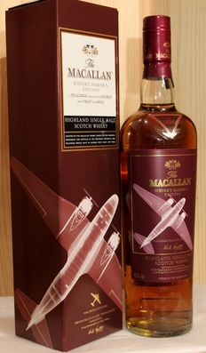 The Macallan classic travel range, 1930s PROPELLER PLANE, Limited Edition, 42,8%vol, 700ml/70cl