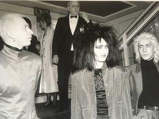 Phil Loftus - LFI - Siouxsie and the Banshees - 1980's