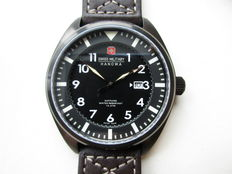 Swiss Military – Hanowa men's wristwatch – Pilot style, ref.