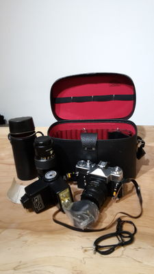 Zenit EM very complete – approx. 1977