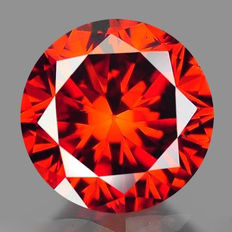 Red Diamond – 0.19 ct - No Reserve