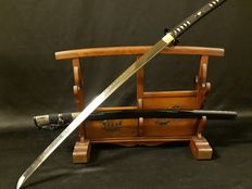 Mighty katana for Tameshigiri and iaido, 21st century