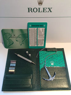 Rolex toolkit/ extensionkit and Rolex Anchor 4000/1220