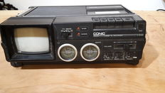 Conic Radio casette TV player in 1 - in original box