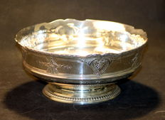 Tiffany & Co - Solid Sterling Silver Fruit Bowl, Made in 1930's