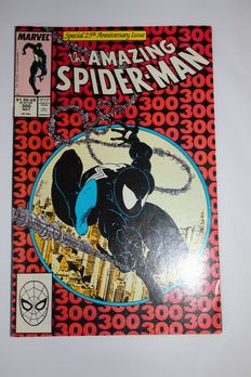 The Amazing Spider-Man #300 - Special 25th Anniversary Issue - 1st Edition - (May 1998)