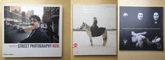 3 books on contemporary photography - (2005 - 2010)