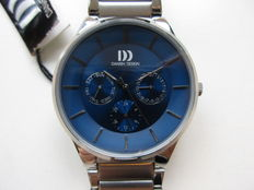 Danish Design ref. IQ68Q1110 Chronodate - never worn men's wristwatch - 2014