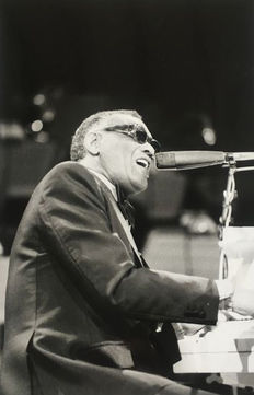 Arnold Williams - LFI - Ray Charles - 1980's