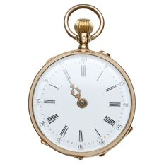 Anonymous – Pocket watch