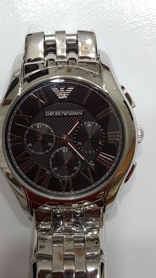 Watch - Brand Emporio Armani - Model AR61786 - Number 251403 - For Men - Year 2016