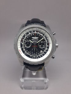 Breitling Bentley Motors Special Edition Chronograph A25362 - Men's Wristwatch