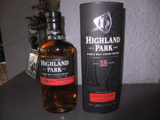 Highland Park - 18 years