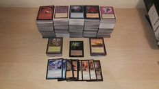 Magic: The Gathering - Lot of 2.000 + vintage cards - Great collection -All English