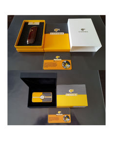 """Cohiba """"Snake Mouth """" & 3 Torch Jet Flame"""