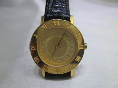 Rochas Paris - Gold plated ladies Swiss wrist watch – c.1990s