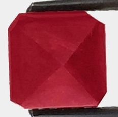 Ruby - 4.20 ct