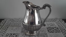 France- Christofle large silver-plated water pot coll-gallia model