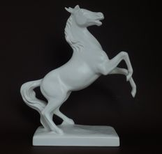 Goebel - large porcelain horse, numbered