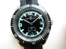 Ancre Privé – Swiss-made men's wristwatch – Water resistant – From the 1970s – Never worn.