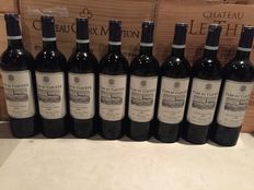 1998 Chateau Clos du Clocher, Pomerol – 8 bottles