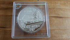France - 1½ Euro 2007 'Europe Airbus A380' - silver