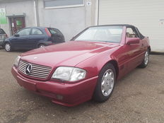 Mercedes-Benz - SL 300 24v Convertible - 1992