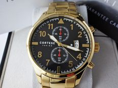 Cortese Torino Reale Chrono – Men's wristwatch – 2016